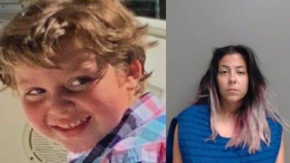 Houston police believe body found in Jasper is Samuel Olson; father's girlfriend in custody