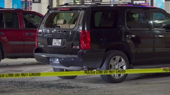 HCSO: 2 shot during carjackings at gas stations early Tuesday morning