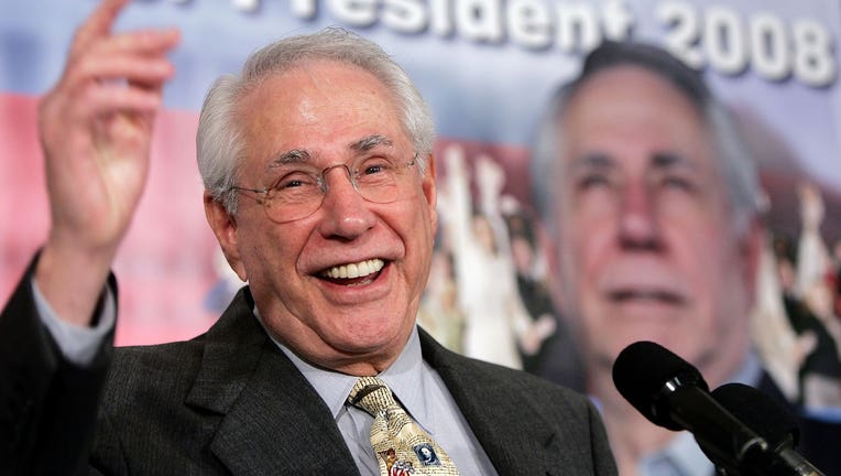 Former Sen. Mike Gravel Announces His Presidential Candidacy
