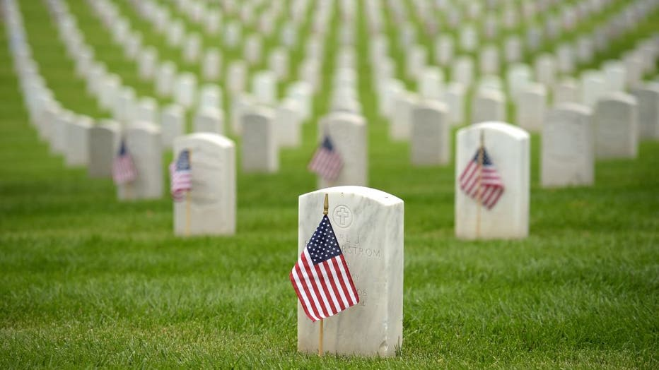 US-HOLIDAY-MILITARY-MEMORIAL DAY