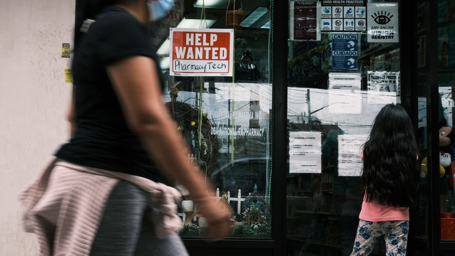 Economy Added Jobs In May, But Felt Short Of Expectations As Pandemic Continues