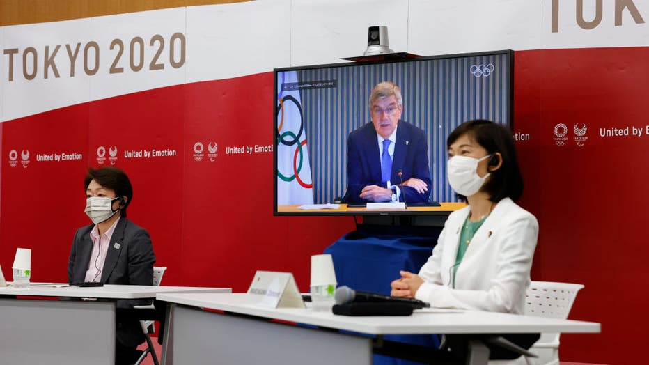 Five Party Meeting To Decide Spectator Capacities At Tokyo Olympic Games