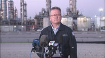 Update on incident at LyondellBasell facility in La Porte
