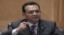 Ed Gonzalez faces Senators at I.C.E confirmation hearings- What's Your Point?