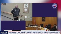 Harris Co. Constables face budget loss as commissioners reallocate some funds - What's Your Point?