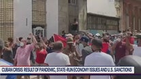 Cuban protests go beyond need for food and medicine - What's Your Point?