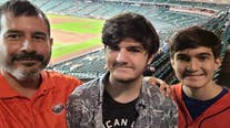 Teen fatally shot leaving Houston Astros game will have his organs donated, father says