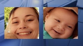 Amber Alert issued for 7-month-old by Ennis police