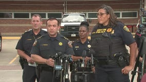 Houston Police Department, Harris Co. Sheriff's Office provide update on deputy shot in hand at Ben Taub hospital