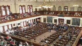As eloping Democrats protest in Washington, election reform sails through Texas Senate