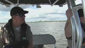 Law enforcement officers will be out this weekend arresting those boating or driving under the influence