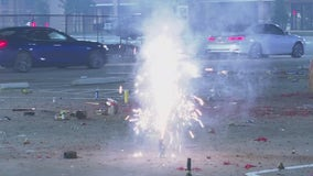 Sugar Land woman hospitalized after injury while popping fireworks