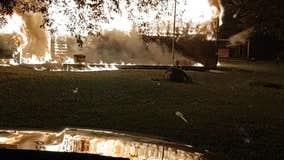 Santa Fe man suffers second-degree burn in garage blaze caused by fireworks
