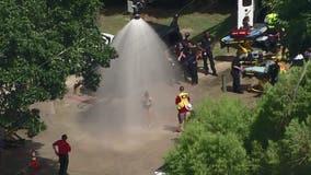 "Investigators believe a chemical ""vapor release"" caused dozens to feel sick at Splashtown water park"