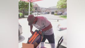 Local nonprofit is helping students gear up for back to school