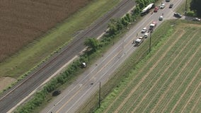 1 adult dead, child among 3 injured in major crash on Highway 90 in Fort Bend County