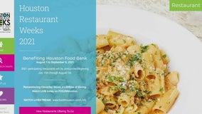 Houston Restaraunt Weeks menus go live Thursday morning