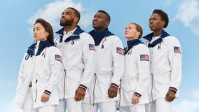 Ralph Lauren unveils air-conditioned jackets for Team USA