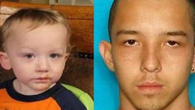 FOUND SAFE: 2-year-old boy from San Antonio believed to be abducted