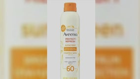 J&J recalls most Neutrogena and Aveeno spray sunscreens after finding cancer-causing chemical in some samples