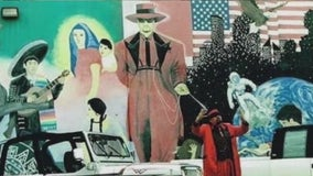 Residents distraught after popular mural honoring Latino culture in Houston is painted over