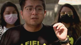 FIEL Houston holds rally to gather support for undocumented immigrants