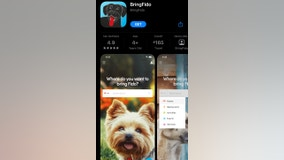 Free app shows you where you can bring your pets during travels!