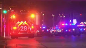 Suspect at large following officer-involved shooting at Houston Galleria
