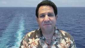 'The Cruise Guy' talks travel insurance, COVID protocol on ships