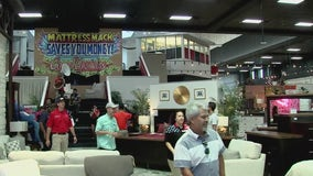 Celebrate Fourth of July with Mattress Mack at Gallery Furniture