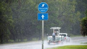 Tropical Storm Elsa brings heavy rain and flooding to Florida, Southeast