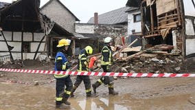 Death toll tops 160 as European floodwater recedes