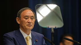 Japanese prime minister says the world needs to see a safe Olympics