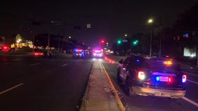Driver allegedly runs away from scene following apparent hit and run in west Houston after killing pedestrian