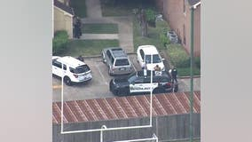 HPD: Nearly 20 people found in apparent human smuggling at southwest Houston apartment