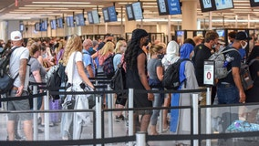 TSA: More than 10.1M people flew over Fourth of July weekend
