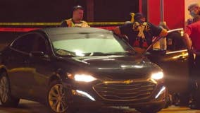 HCSO: Woman shot after honking horn to bring attention to her mugger