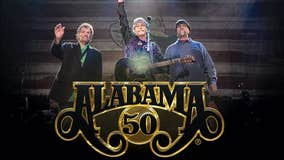 ALABAMA to perform at Houston Toyota Center during 50th Anniversary Tour