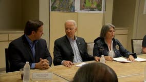 Biden says feds will 'pick up 100% of the cost' for first 30 days of Surfside search and rescue efforts