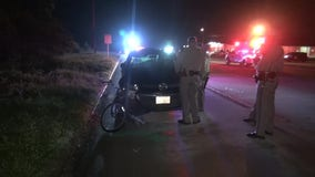 Bicyclist, 16, dies in crash with car in Magnolia