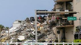 Florida condo collapse: 911 recordings show panic, disbelief