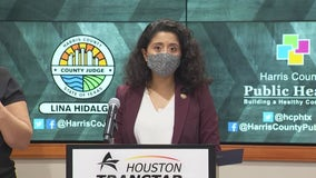 'Outbreaks are present and worse,' Harris County Judge raises COVID-19 threat level to highest category 'Red'