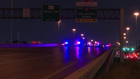 Driver facing charges after motorcyclist dies in crash on Houston highway