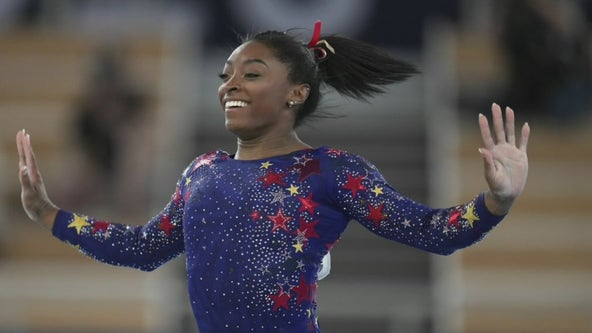 Local gymnast hopeful Simone Biles' exit from Olympics sparks change