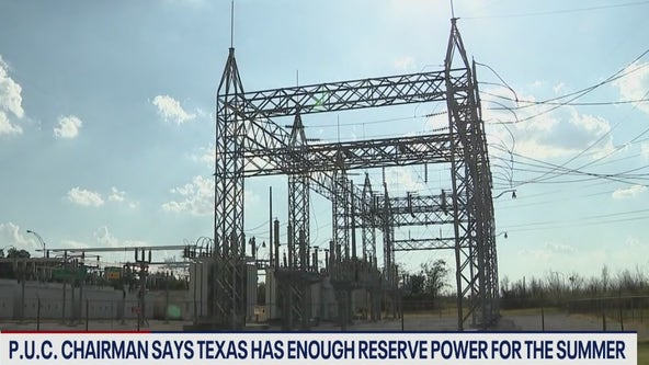 P.U.C. Chair says there's plenty of power for the summer - What's Your Point?