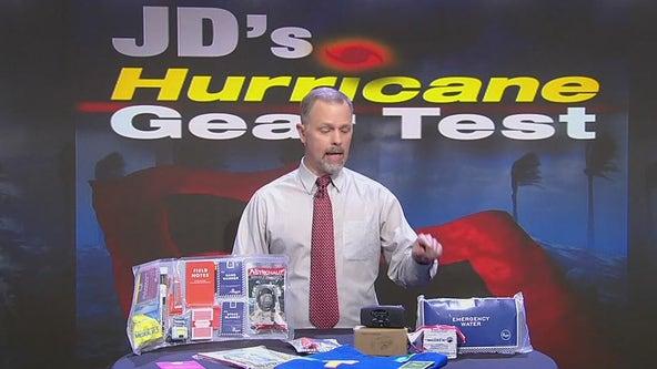 Hurricane Gear Test: Preppi Little Prepster