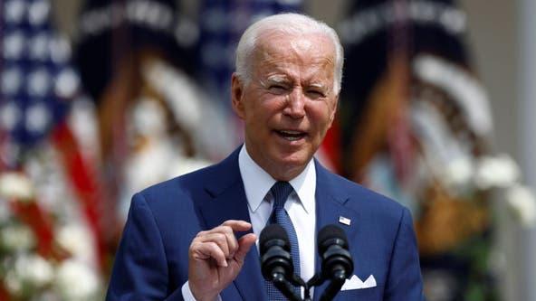 President Biden delivering remarks on importance of American manufacturing
