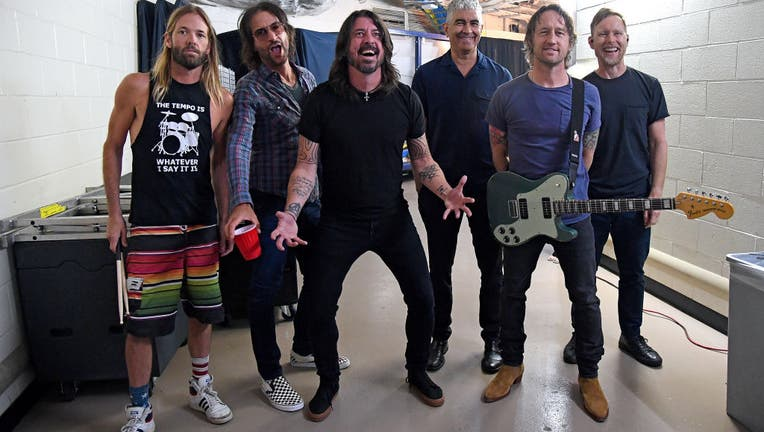 The Foo Fighters Reopen Madison Square Garden