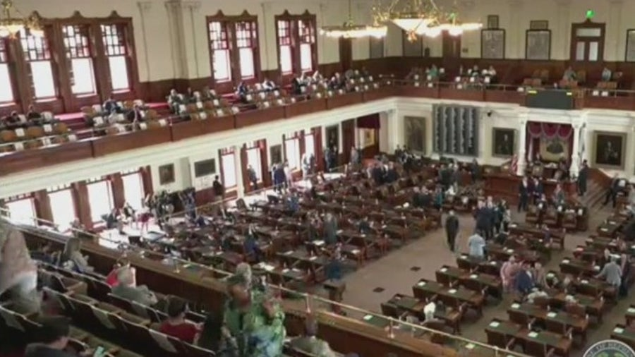 How long can Tx Democrats stay away and stay together - What's Your Point?