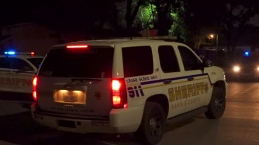 HCSO: 2 people shot, 1 killed, suspect possibly barricaded inside Katy home